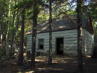 Maison Martin 1770 Source : � Village historique acadien